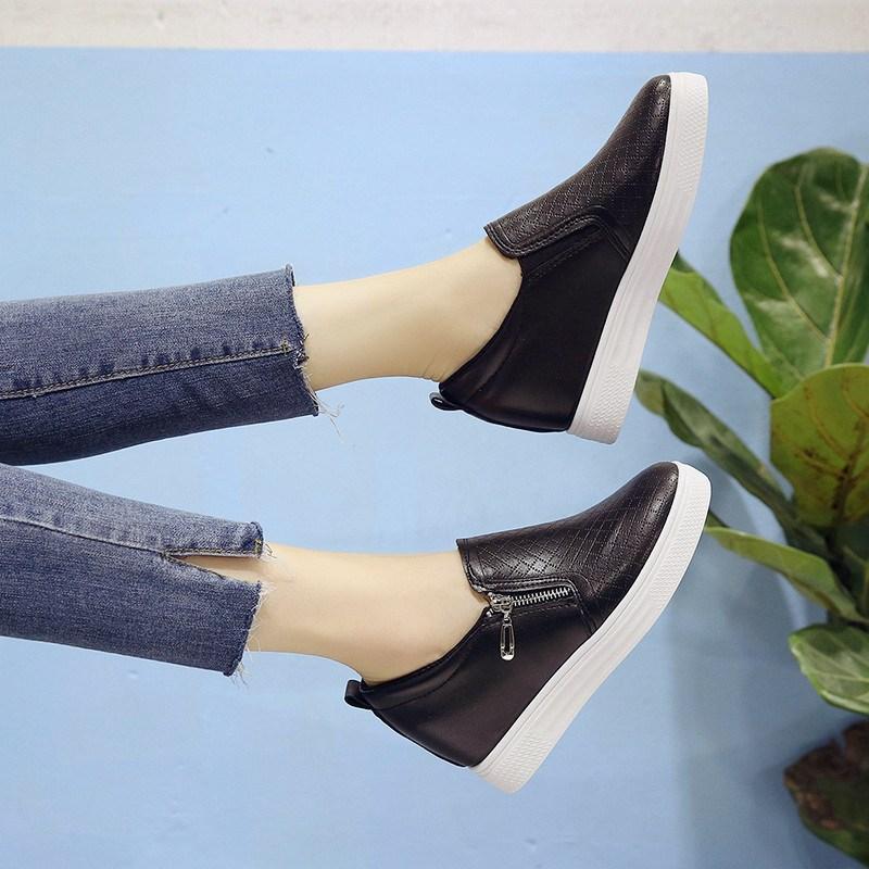 Giày Slipon nữ MWC NUSL- 1556