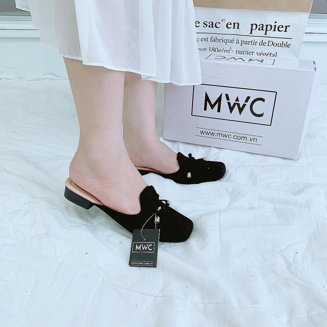 Dép nữ MWC NUDE- 3191