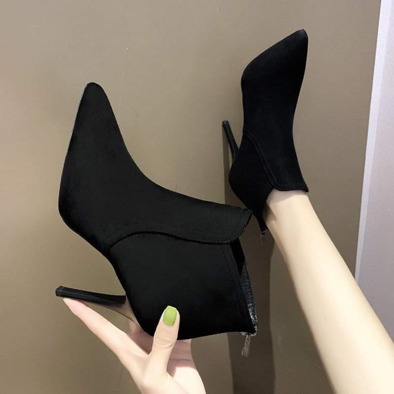 Giày boot nữ MWC NUBO- 4084