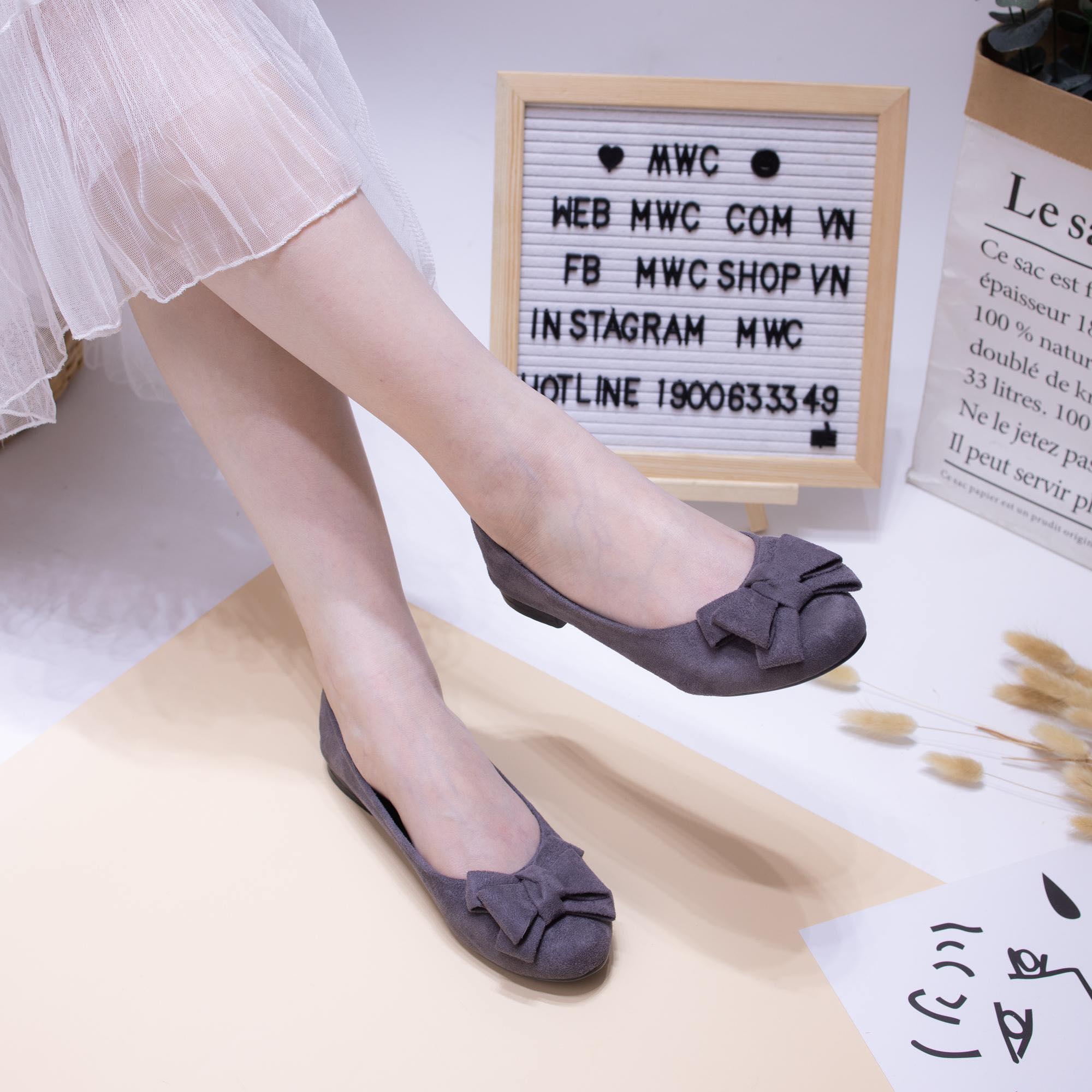 Giày búp bê MWC NUBB- 2009