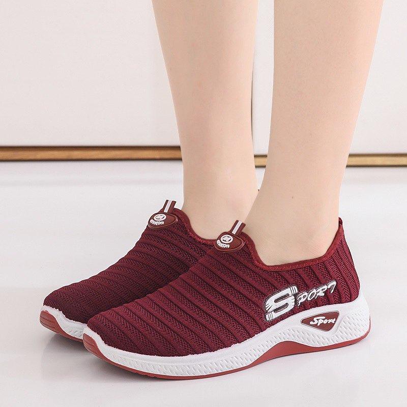 Giày Slipon nữ MWC NUSL- 1569