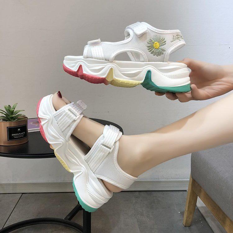 Giày sandal nữ MWC NUSD- 2829