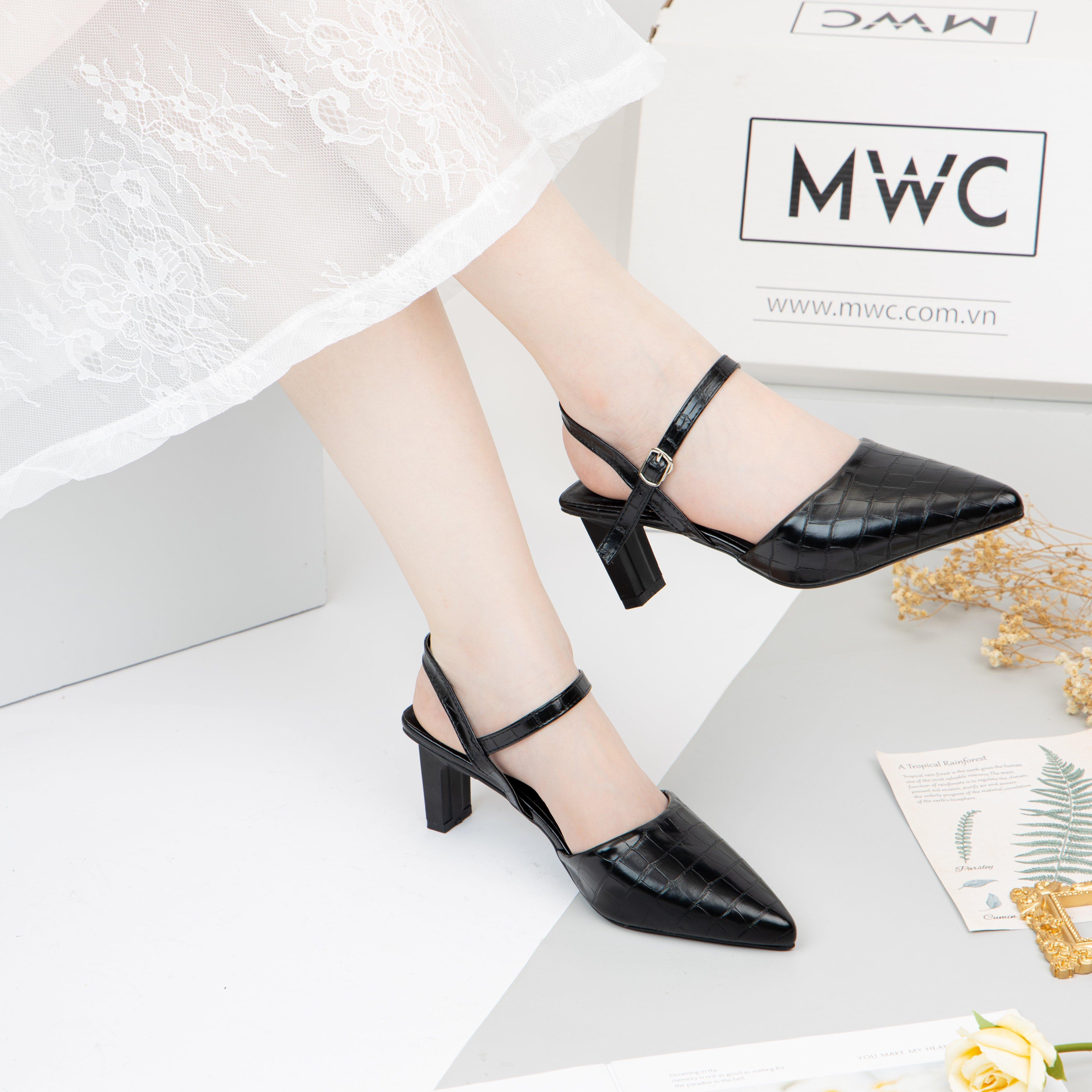 Giày cao gót MWC NUCG-4109