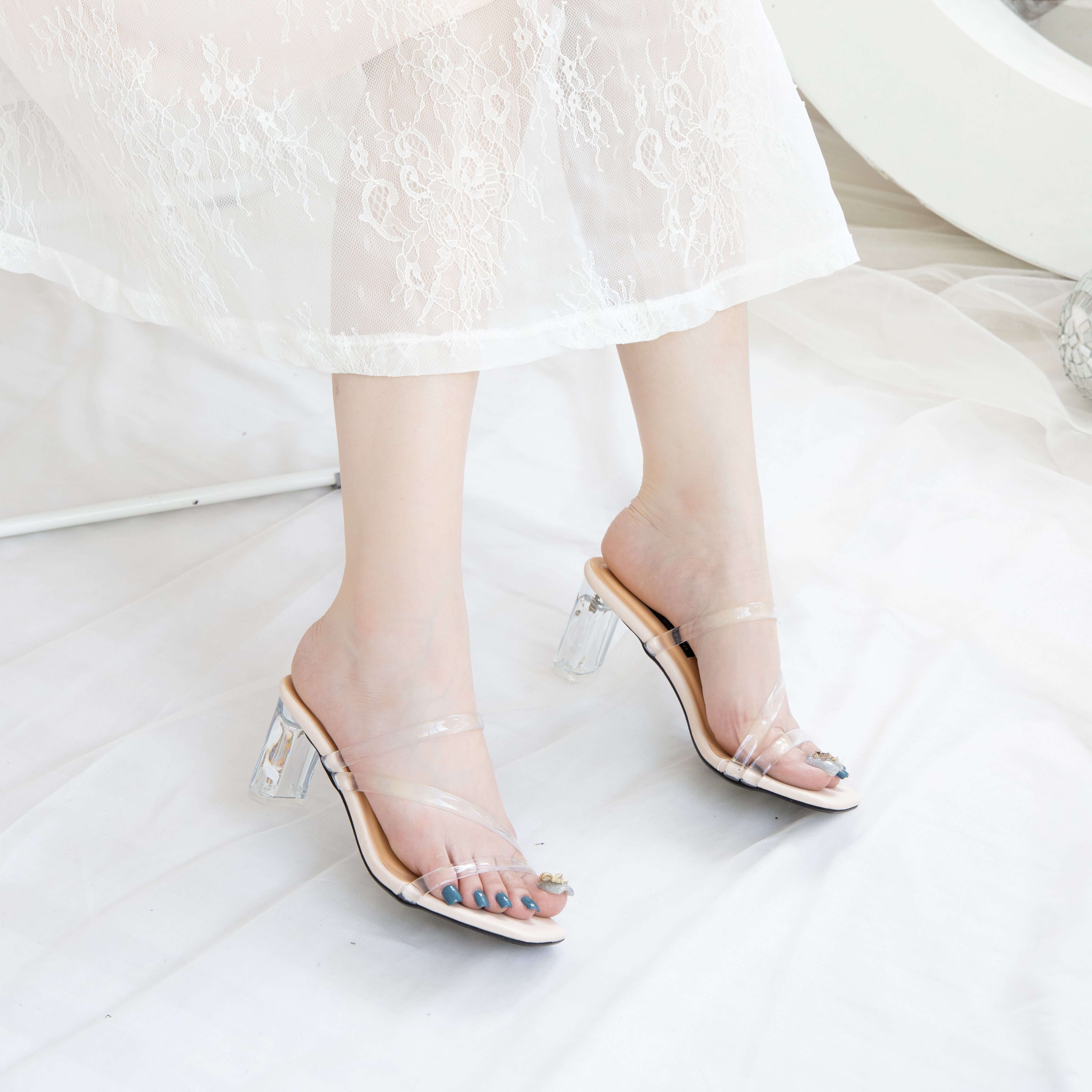 Giày cao gót MWC NUCG-4135