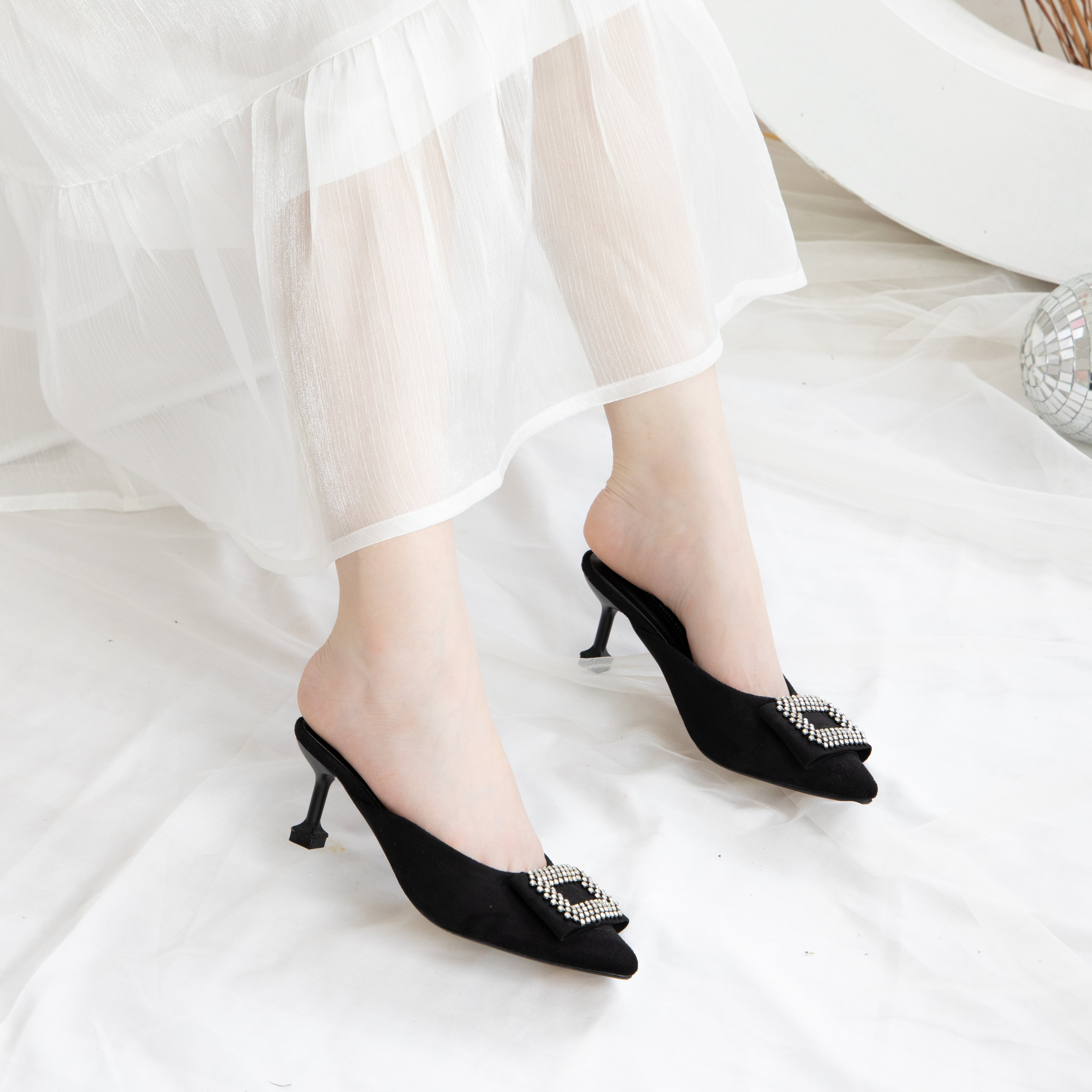 Giày cao gót MWC NUCG-4144