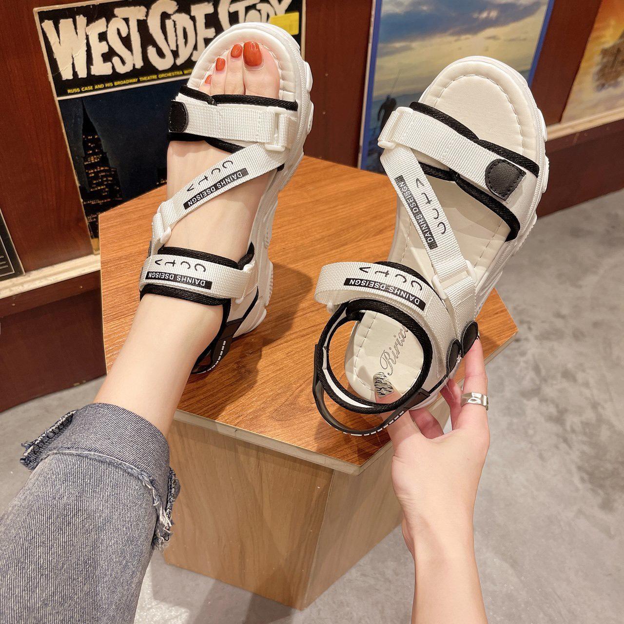 Giày sandal nữ MWC NUSD- 2849