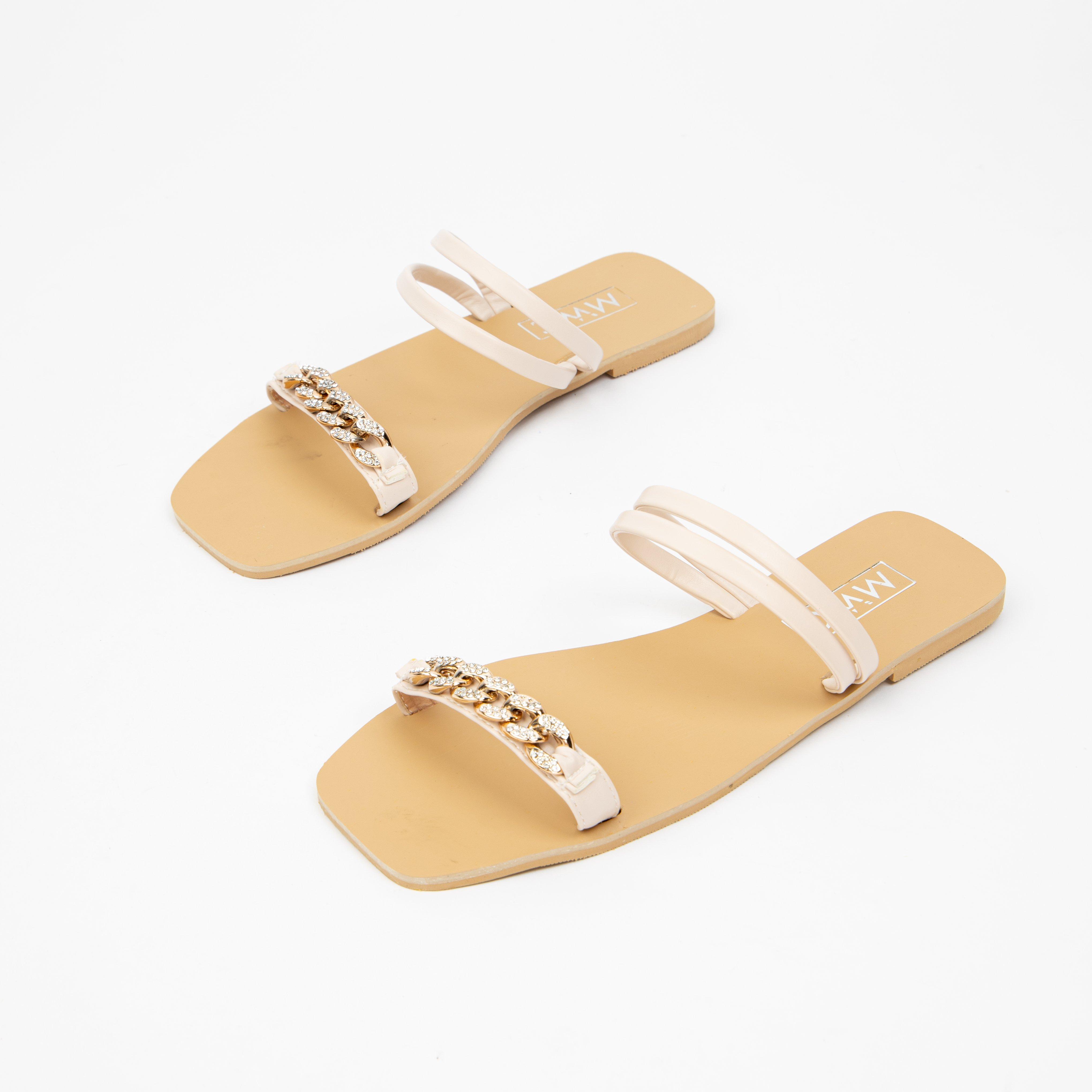 Giày sandal nữ MWC NUSD- 2844