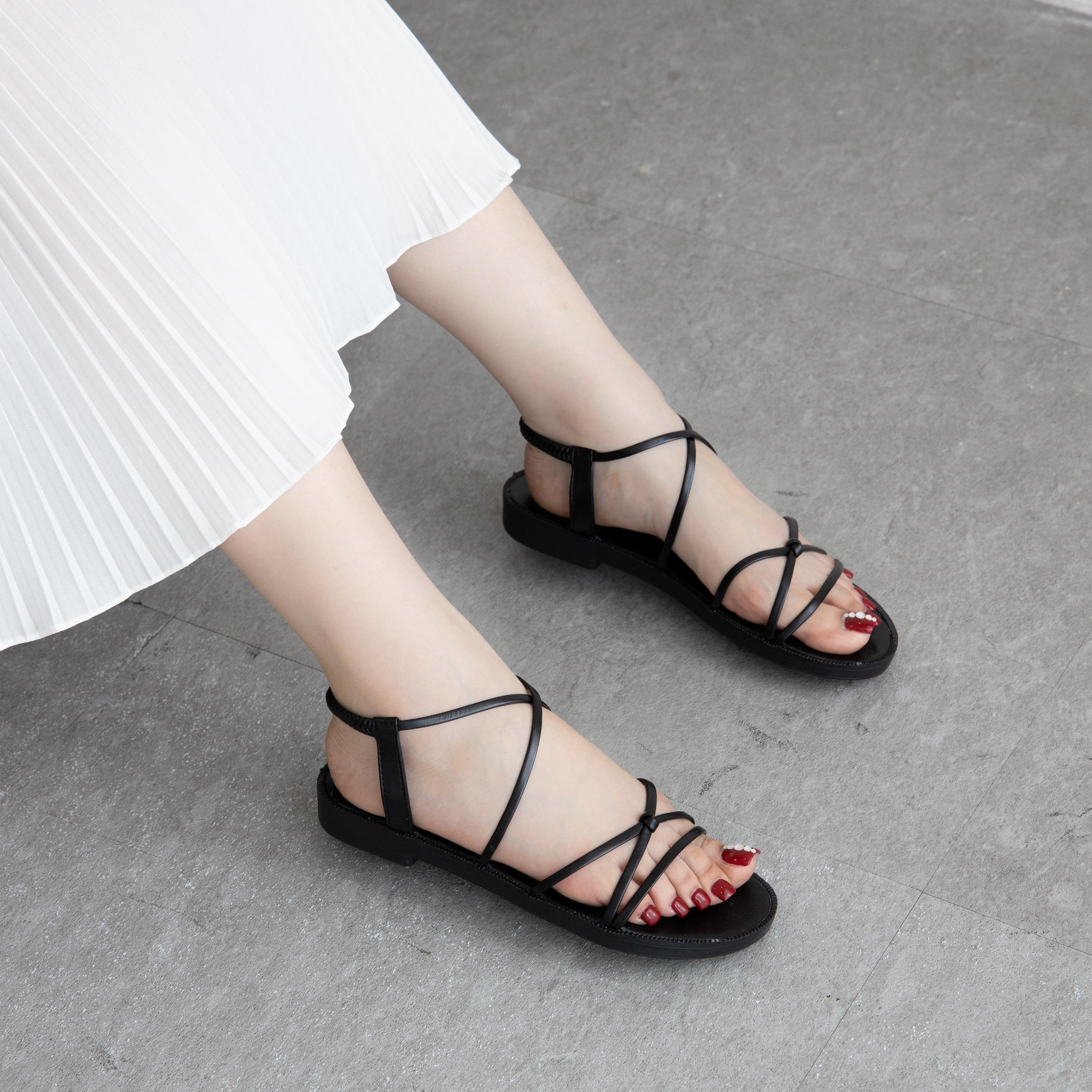 Giày sandal nữ MWC NUSD- 2848