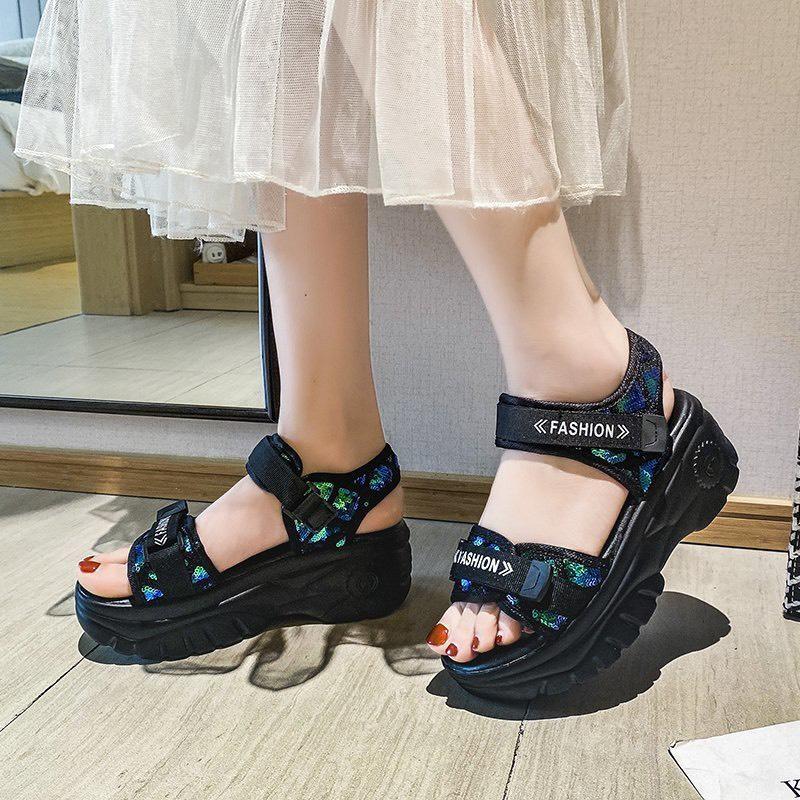 Giày sandal nữ MWC NUSD- 2852