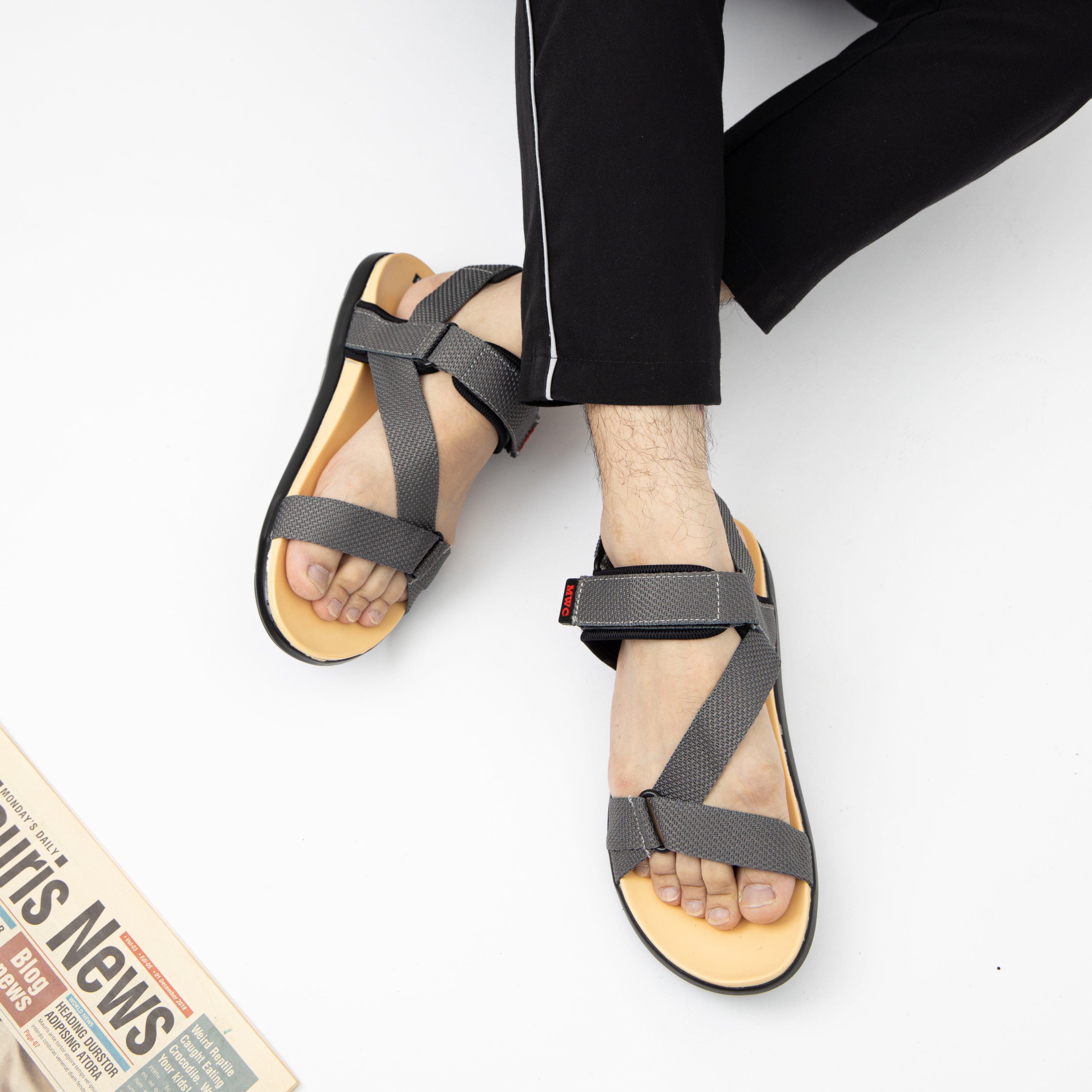 Giày sandal nam MWC NASD- 7051