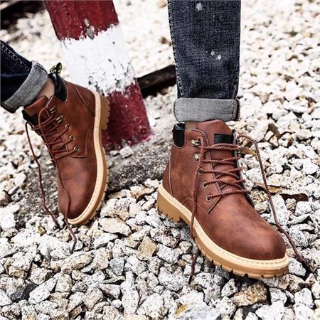 Giày boot nam MWC NABO- 8020