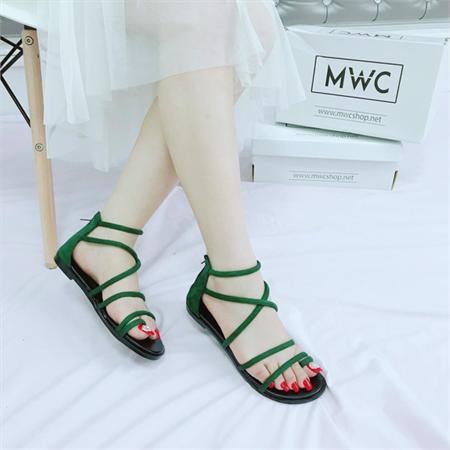 Giày sandal nữ MWC NUSD- 2510