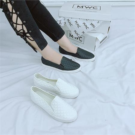 Giày Slipon nữ MWC NUSL- 1541