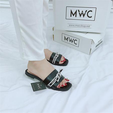 Dép nữ MWC NUDE- 3115