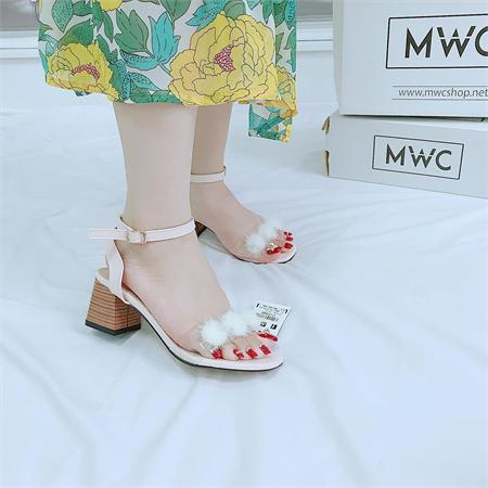 Giày cao gót MWC NUCG- 3704