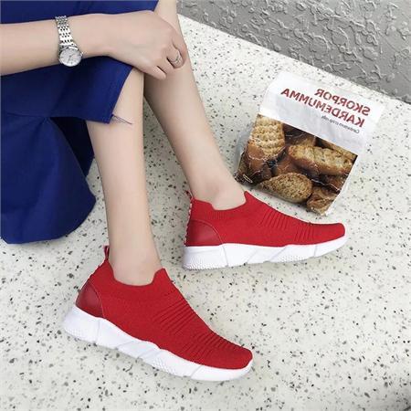 Giày Slipon nữ MWC NUSL- 1549