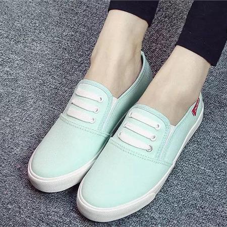 Giày Slipon nữ MWC NUSL- 1518