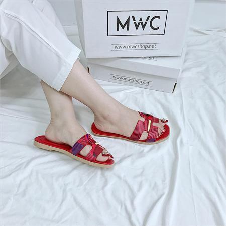 Dép nữ MWC NUDE- 3117