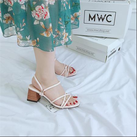 Giày cao gót MWC NUCG- 3706