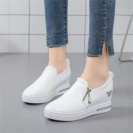 Giày Slipon nữ MWC NUSL- 1550