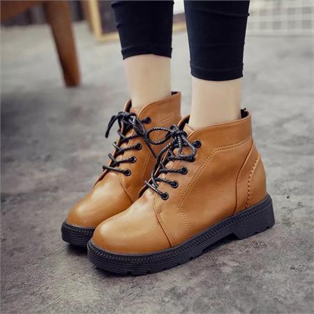 Giày boot nữ MWC NUBO- 4052