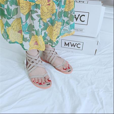 Giày sandal nữ MWC NUSD- 2643