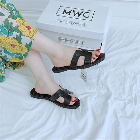 Dép nữ MWC NUDE- 3120