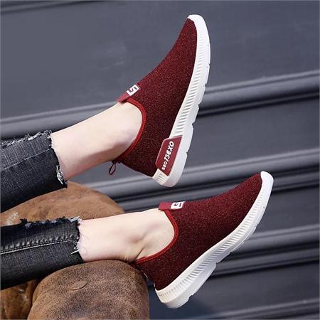 Giày Slipon nữ MWC NUSL- 1551