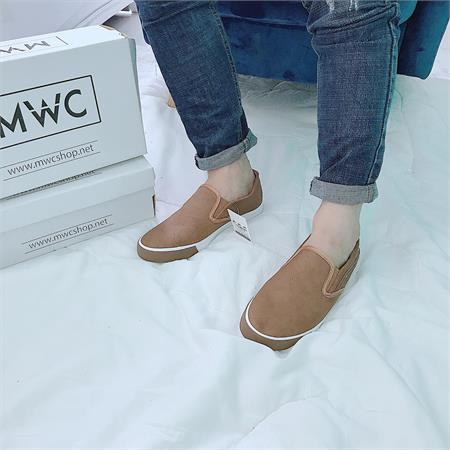 Giày Slipon nam MWC NASL- 6047