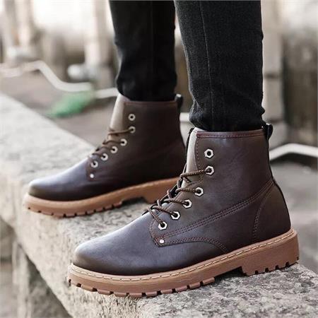 Giày boot nam MWC NABO- 8021