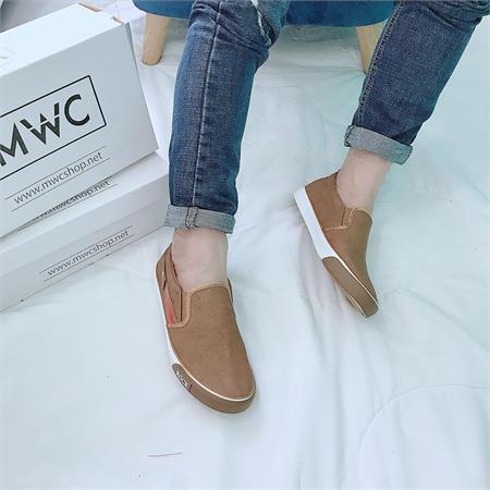 Giày Slipon nam MWC NASL- 6030