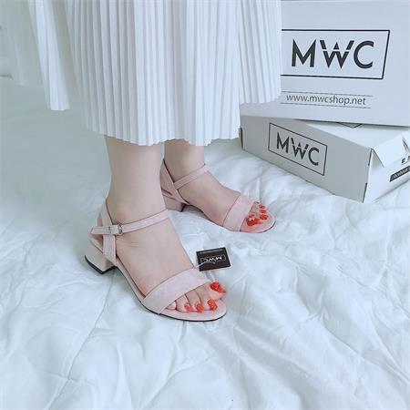 Giày sandal nữ MWC NUSD- 2648