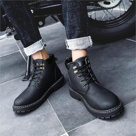 Giày boot nam MWC NABO- 8023