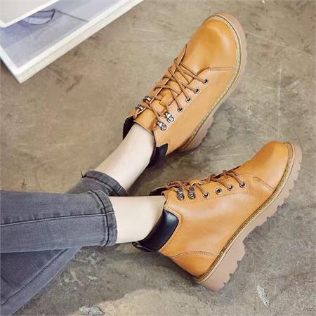 Giày boot nữ MWC NUBO- 4053