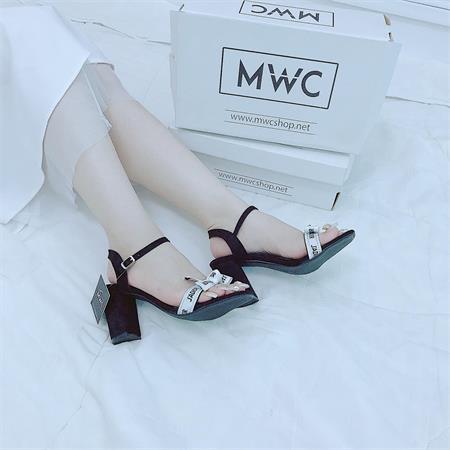 Giày cao gót MWC NUCG- 3719