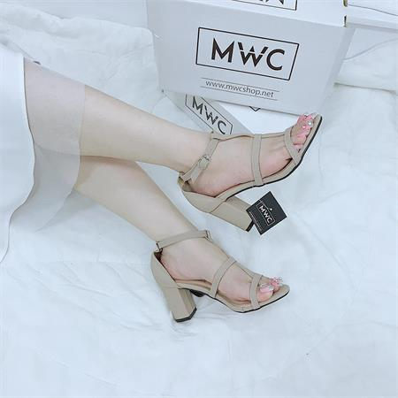 Giày cao gót MWC NUCG- 3614