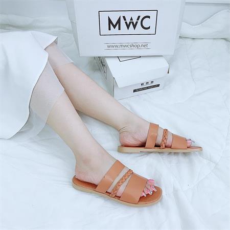Dép nữ MWC NUDE- 3130
