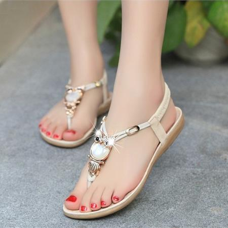 Giày sandal nữ MWC NUSD- 2654