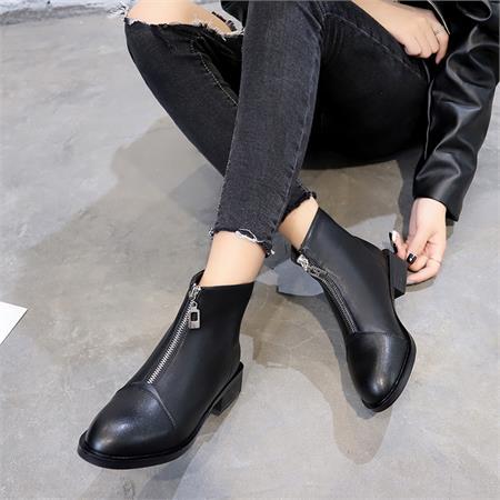 Giày boot nữ MWC NUBO- 4054