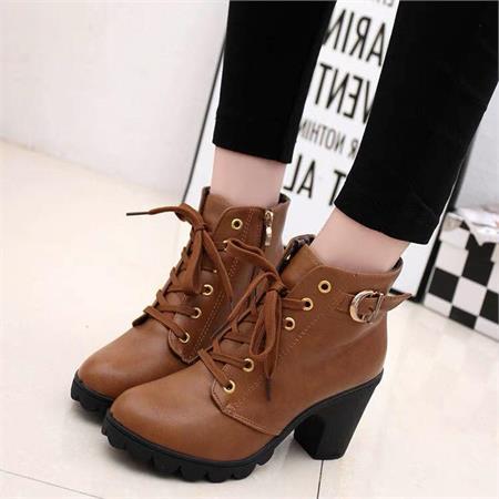 Giày boot nữ MWC NUBO- 4061