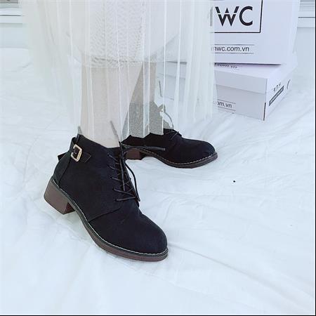 Giày boot nữ MWC NUBO- 4057