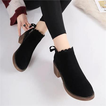 Giày boot nữ MWC NUBO- 4062