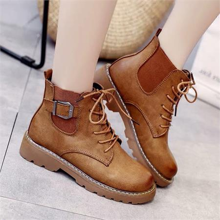 Giày boot nữ MWC NUBO- 4060
