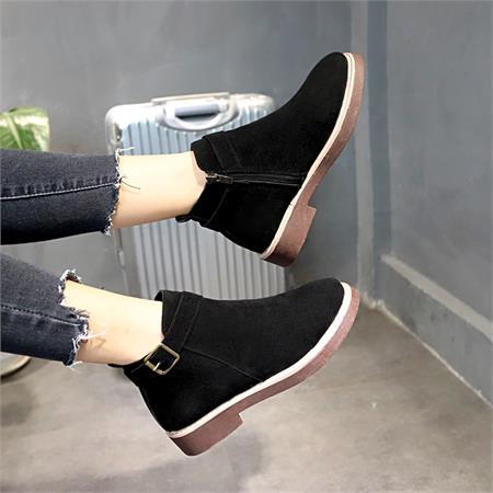 Giày boot nữ MWC NUBO- 4058