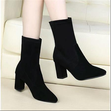 Giày boot nữ MWC NUBO- 4068