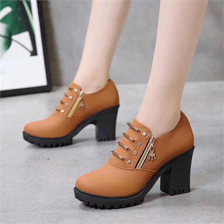 Giày boot nữ MWC NUBO- 4055