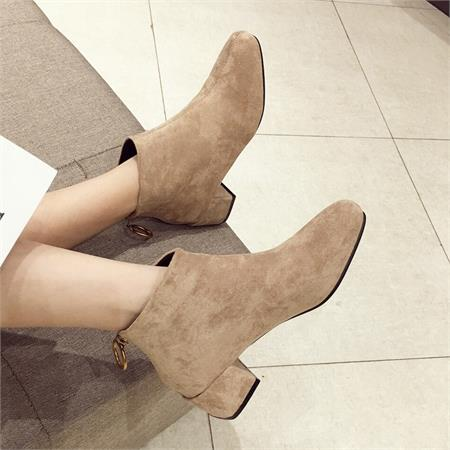 Giày boot nữ MWC NUBO- 4069