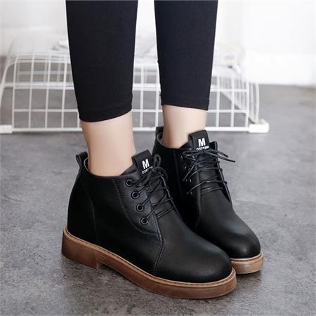Giày boot nữ MWC NUBO- 4056