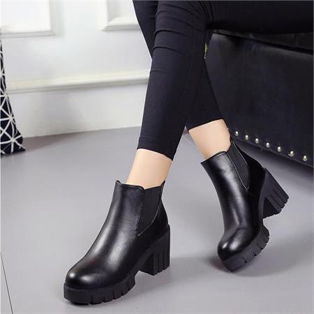 Giày boot nữ MWC NUBO- 4059