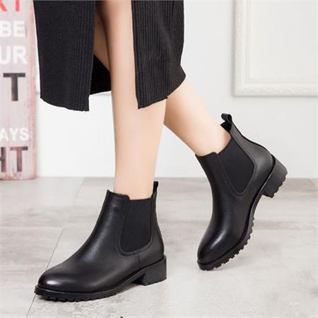 Giày boot nữ MWC NUBO- 4066
